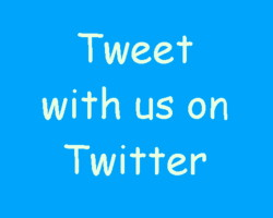 Tweet with us on Twitter